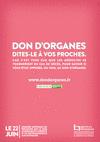 Journée don d'organes le 22 juin
