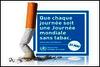 Journée mondiale sans tabac : 31 mai 2016