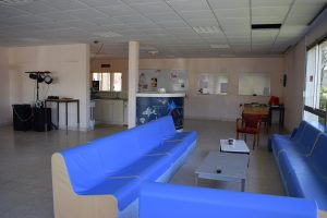 Salle de jeux internat