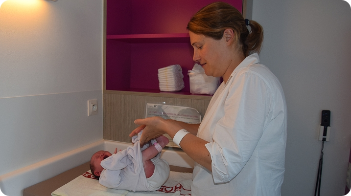 soins nouveau-né