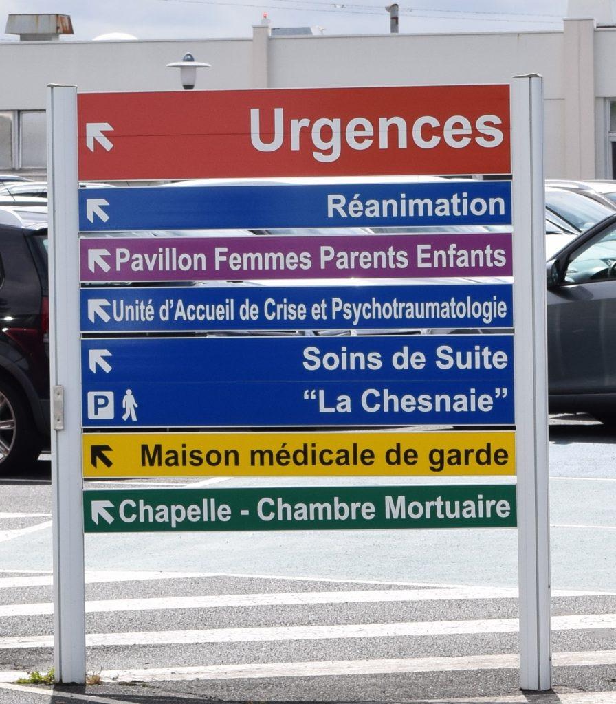 Maison médicale de garde