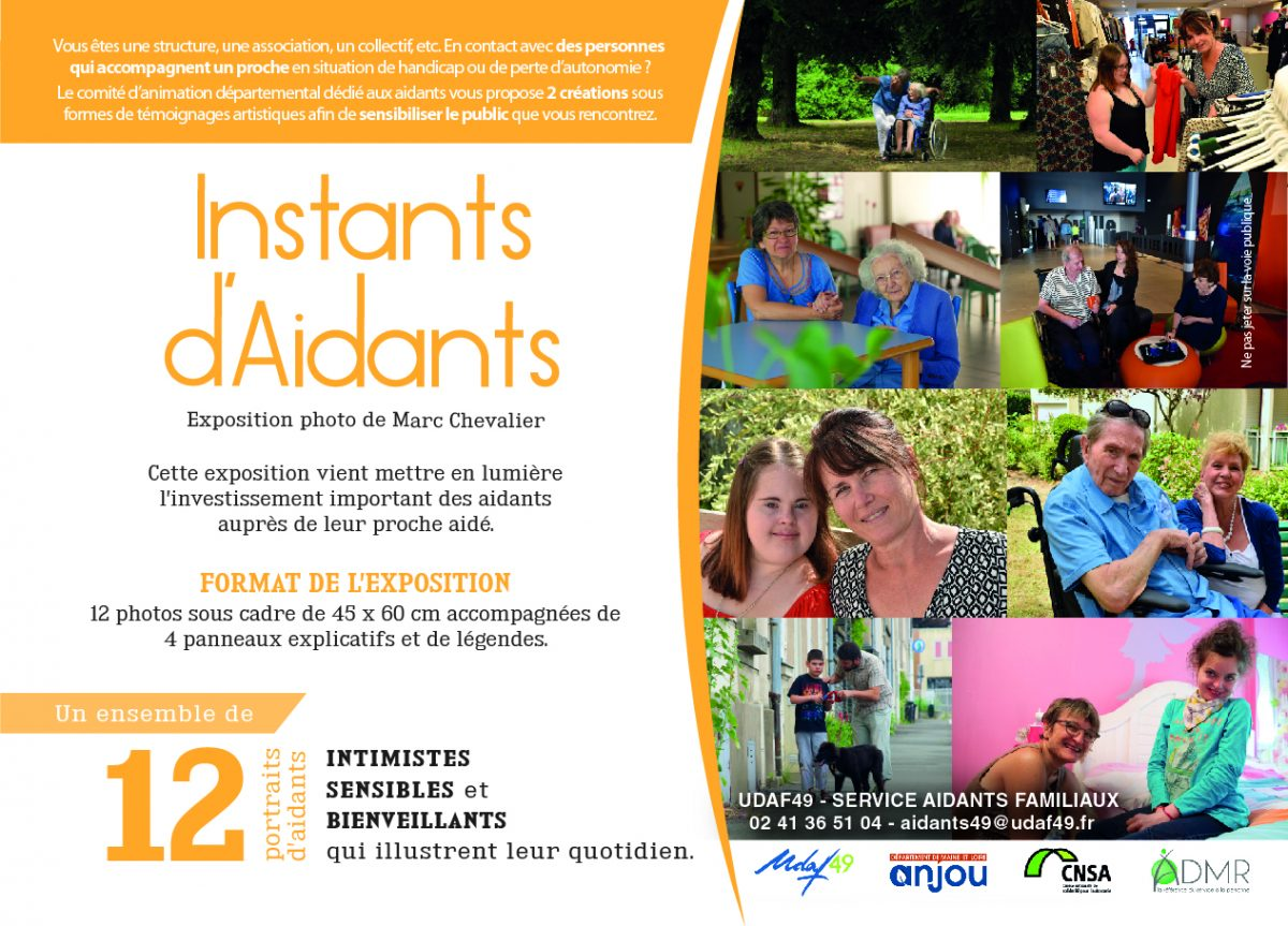 Instants d'aidants
