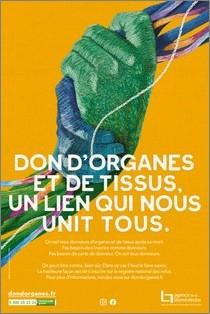 Dons d'organes Dons de vies : Un lien qui unit tous