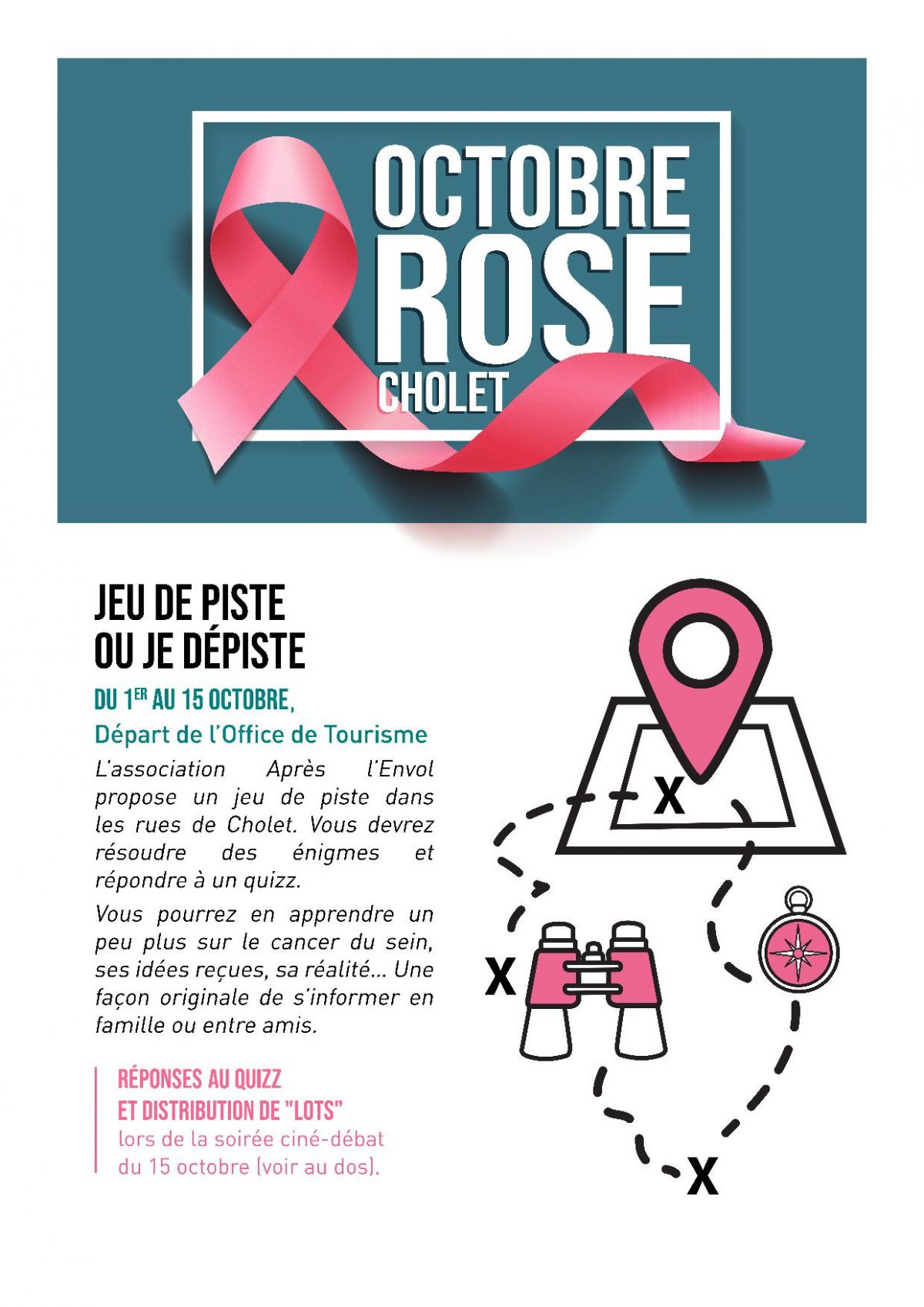 #Octobre rose 2020