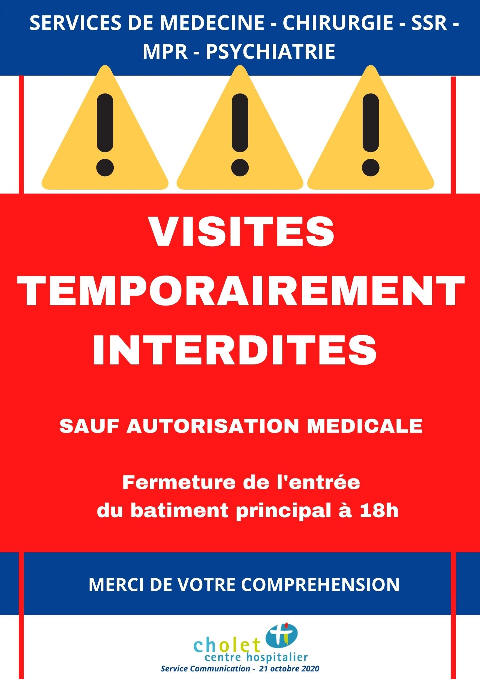 Actualites Covid 19 Centre Hospitalier De Cholet